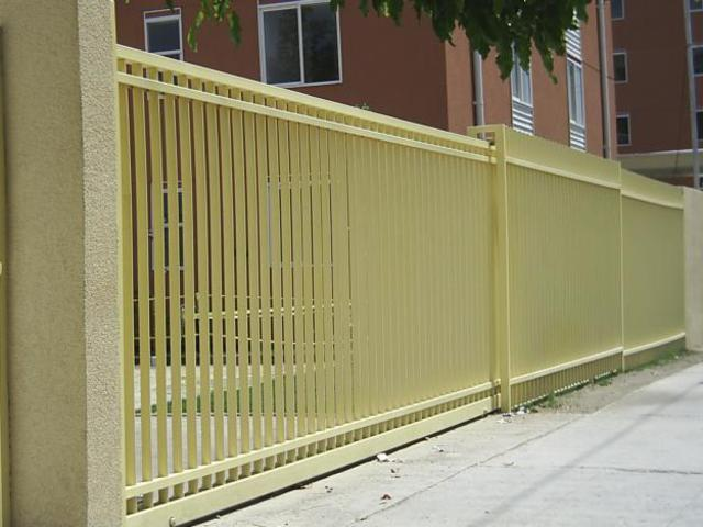 Portable Awning On Fence : Awnings in miami tropical awning of fences